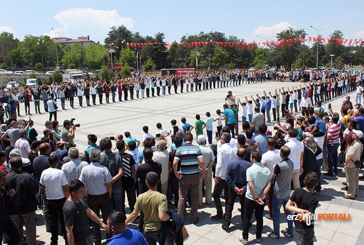 Erzurum Baş Bar Cağ Rekor Denemesi