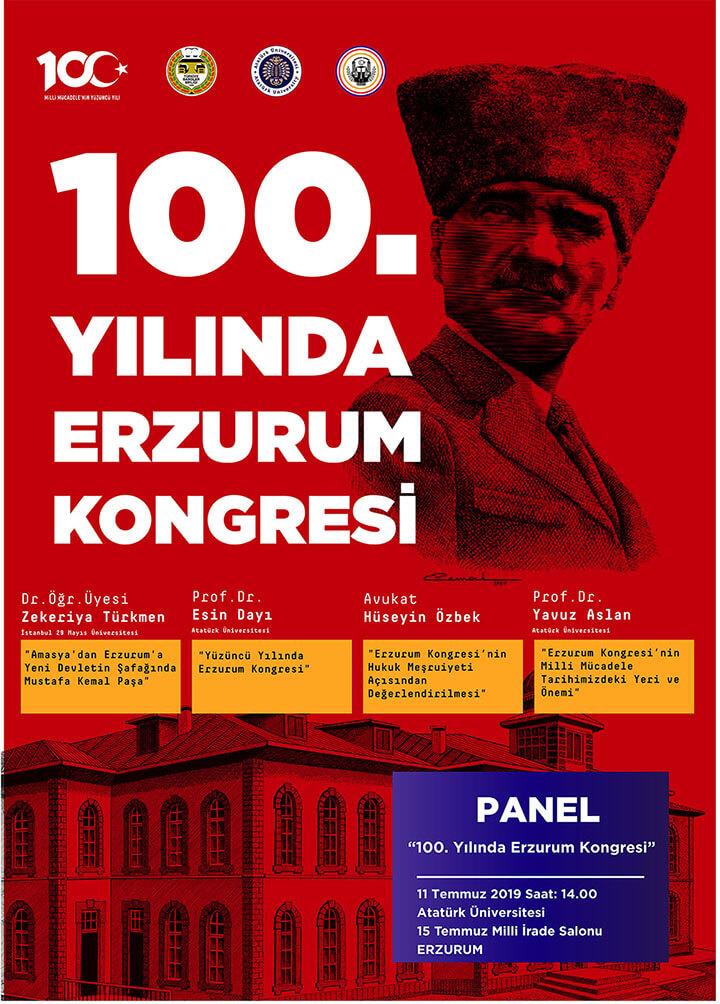 100. Yılında Erzurum Kongresi