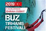 Uluslararası Buz Tırmanış Festivali 30 Ocak - 3 Şubat Arası Uzundere'de Yapılacak!
