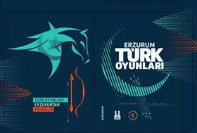 Erzurum Türk Oyunları Heyecanı Başlıyor