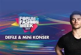 Forum Fashion Week Defile Mini Konser