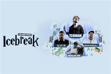 Icebreak 14-15 Aralık'ta Palandöken'de!