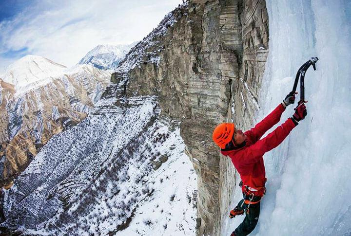 4. Geleneksel Uluslararası Buz Tırmanış Festivali