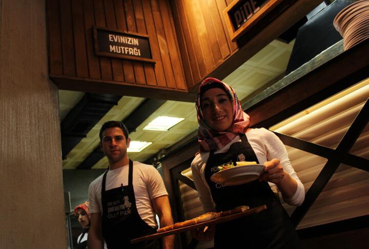 'Evinizin Mutfağı' Konseptinde Saydam Mutfağı ile Güvenilir ve Kaliteli Hizmet