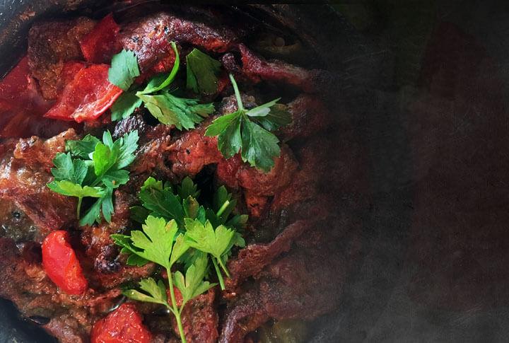 Erzurum'da Güvecin En Lezzetli Hali... Kiremit Restaurant