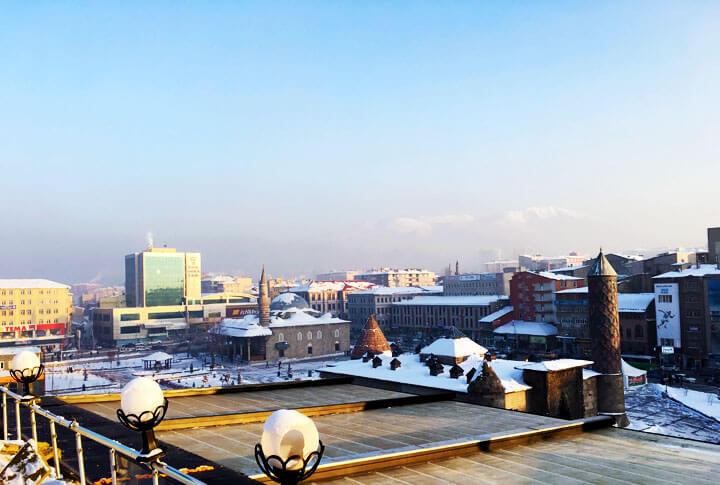 Erzurum Soğuğunda Hayatta Kalma Yöntemleri