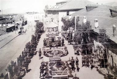 Erzurum'da Morgov Sarayı Nerede?
