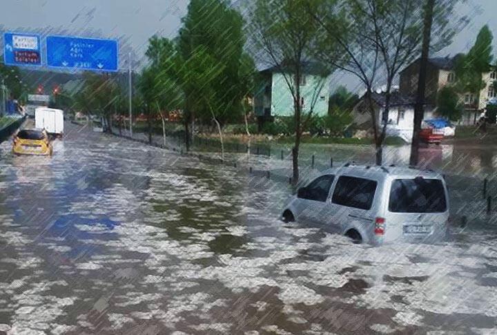Erzurum'da Yaşanmış Büyük Sel Felaketi Var Mı?