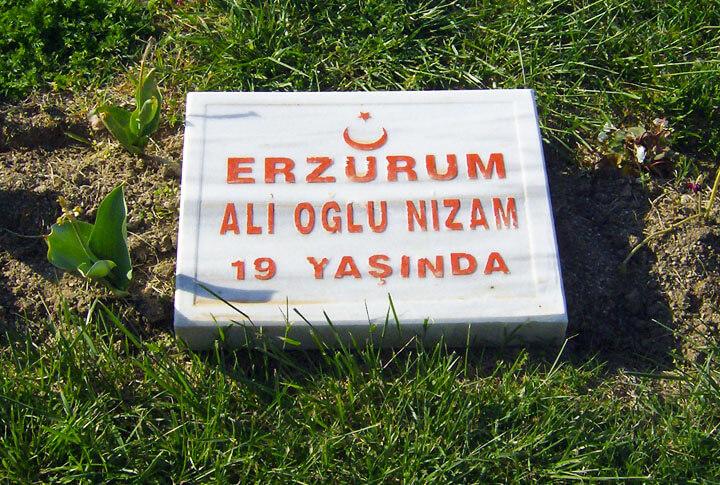 Çanakkale Savaşlarında Erzurum Kaç Şehit Vermiştir?