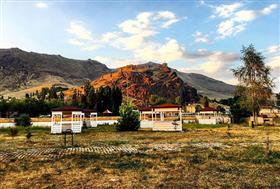 En Hesaplı ve En Heyecanlı Tatilin Adresi, Kamp Alanı ve Kaplıcaları İle Pasinler!