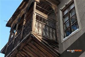 Tarihi Erzurum Evleri