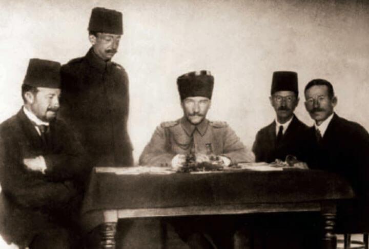 Atatürk ve Erzurum Kongresi Fotoğrafları