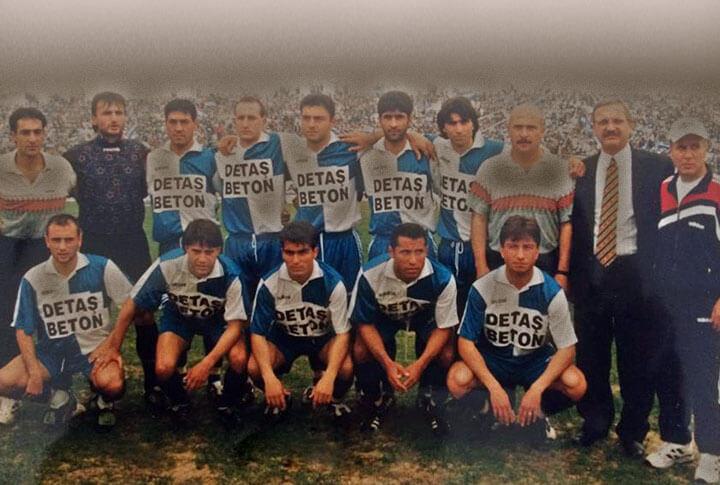 Tarihin Sayfalarında Erzurum'da Spor Fotoğrafları