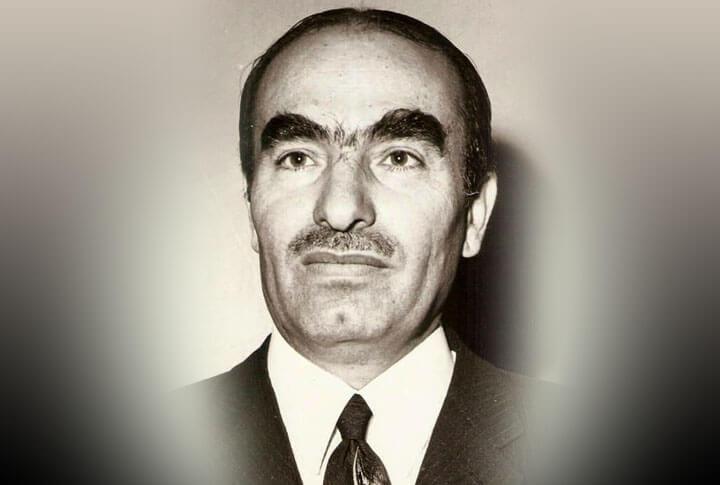 Bakanlık Yapmış Erzurumlu Siyasetçi Rıfkı Danışman