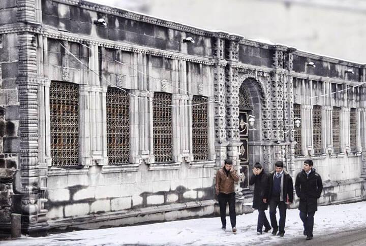 Erzurum'un Efsanelerinden Fizo Baba ve Konağı