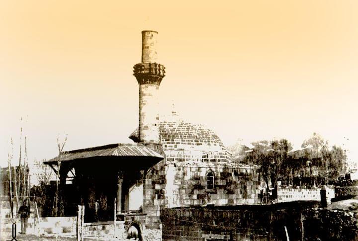 Erzurum'daki Tarihi 7 Caminin Yıllar Öncesine Ait Fotoğrafları