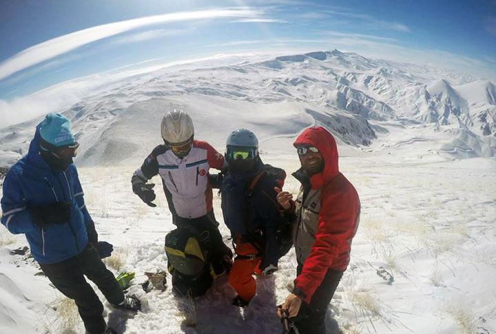 Eşsiz Bir Heyecana Hazır Mısınız? Yamaç Paraşütü Artık Erzurum'da
