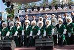 Türk Dünyası Kültür ve Spor Şöleni Başladı!