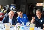 Erzurumspor'da Yüzler Gülüyor. Başkan Üneş Önemli Açıklamalarda Bulundu!