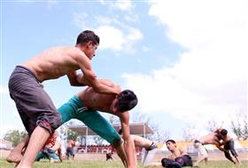 39 Ülke Temsilcisinin Katıldığı Erzurum Türk Oyunları Sona Erdi