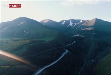 Palandöken'in de Aralarında Olduğu Eşsiz Manzaraları 36 Drone Pilotu Görüntüledi!