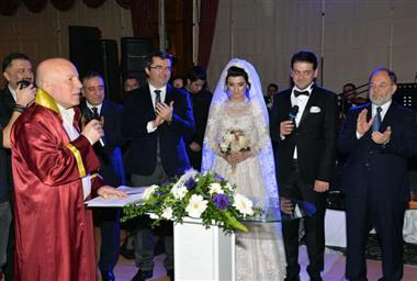 Erzurum Protokolü Bu Düğünde Bir Araya Geldi
