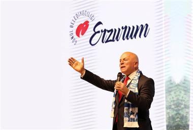 Mehmet Sekmen'in Erzurum İçin 20 Vizyon Projesi