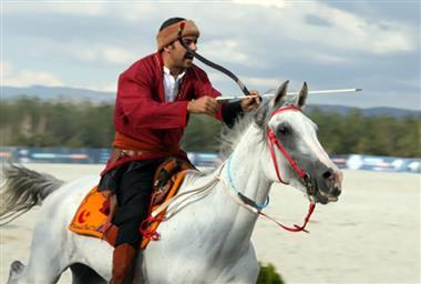 Erzurum Türk Oyunlarını Anlatan 20 Fotoğraf