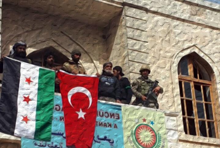Zeytin Dalı Harekatı'nın 58. Günü TSK: 'Afrin Şehir Merkezi Kontrol Altına Alındı'
