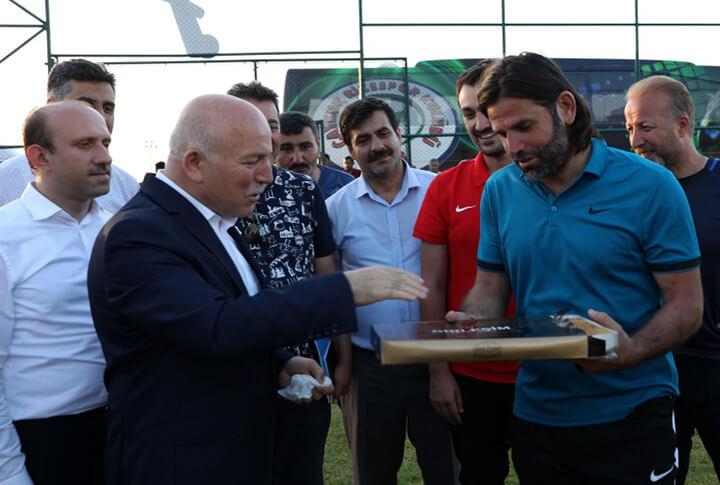 Süper Lig Ekipleri, Erzurum Yüksek İrtifa Kamp Merkezinde
