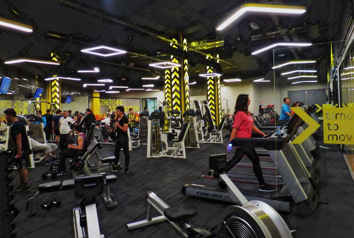 Erzurum'un En Büyük ve En Kapsamlı Fitness Merkezi