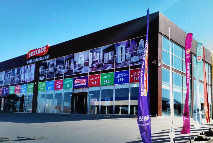 Kalite, Ekonomi ve Yüzlerce Çeşit. Serince Fabrika Satış Mağazası Açıldı