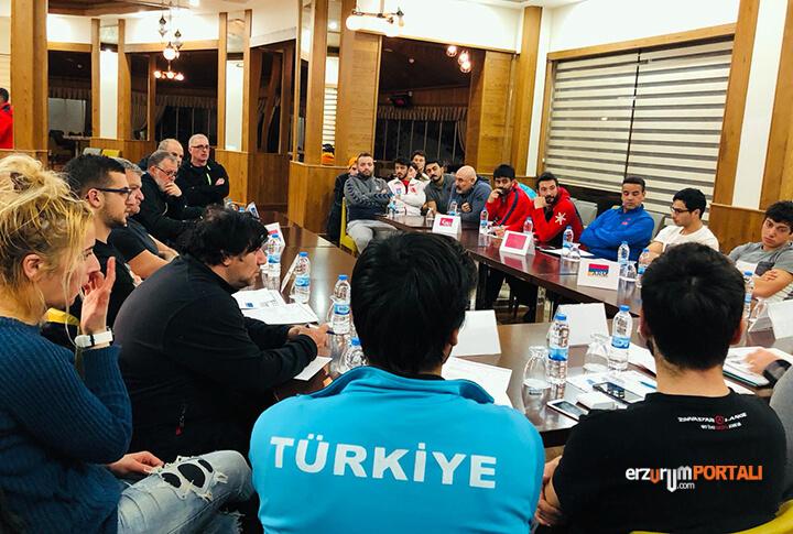 Alp Disiplini FIS Anatolian Cup Erzurum'da Başlıyor!