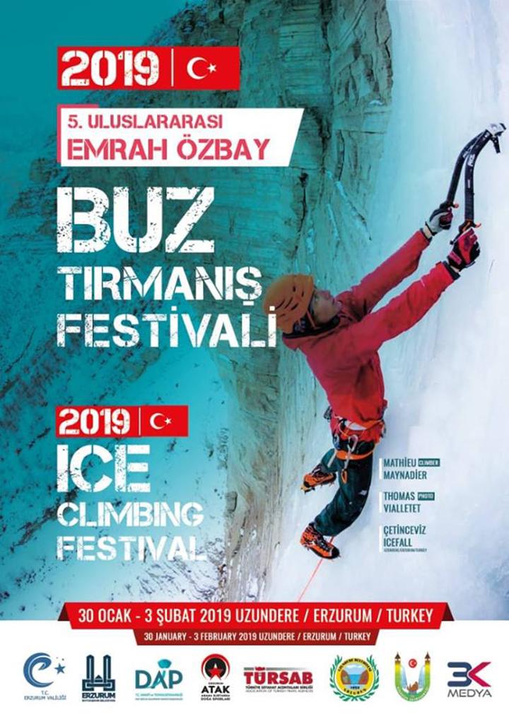 5. Uluslararası Emrah Özbay Tırmanış Festivali