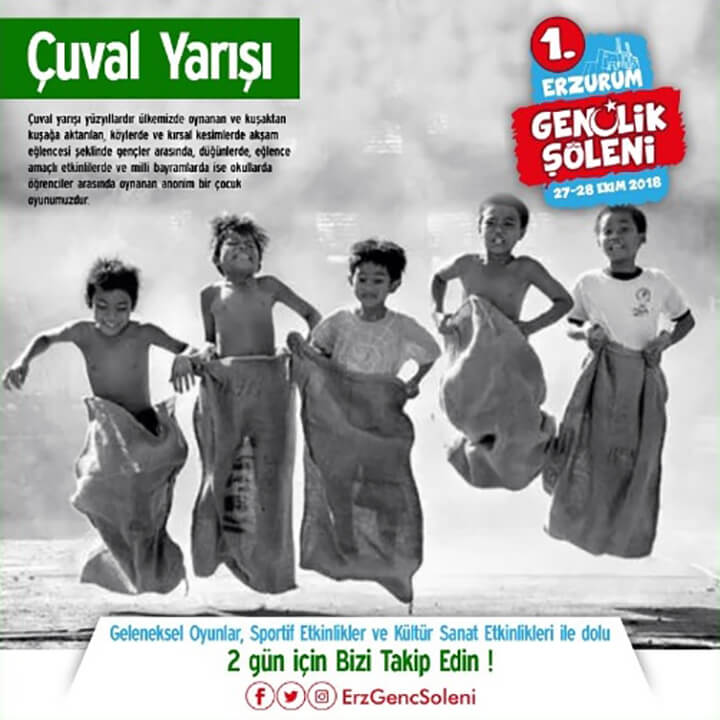 Erzurum Gençlik Şöleni