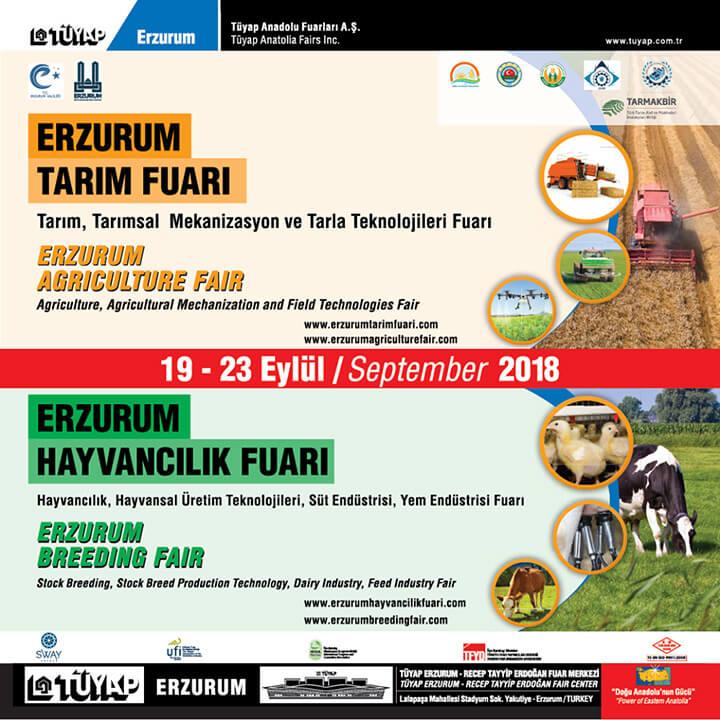 Erzurum Tarım ve Hayvancılık Fuarı