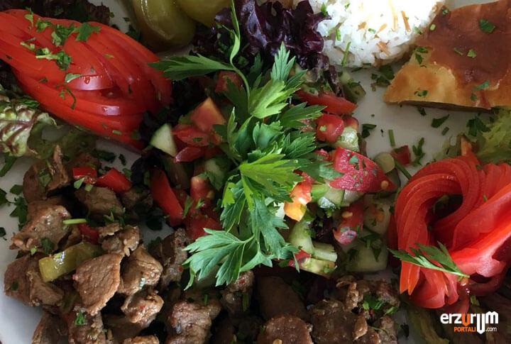 Erzurum Düğün ve Sünnet Yemeği
