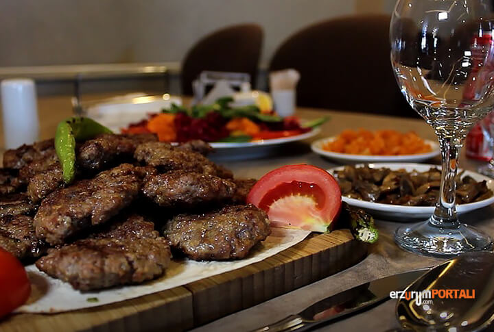 Erzurum Zigana Köfte