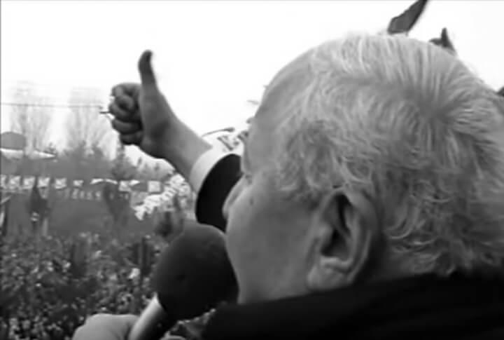 Siyasi Liderlerin Erzurum Ziyaretleri