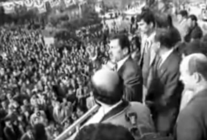Eski Siyasi Liderlerin Erzurum Ziyaretleri!