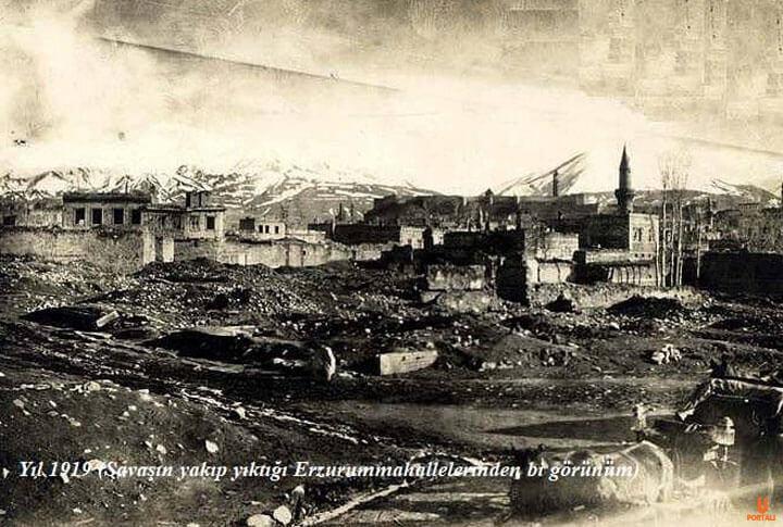 Seferberlik Yıllarında Erzurum