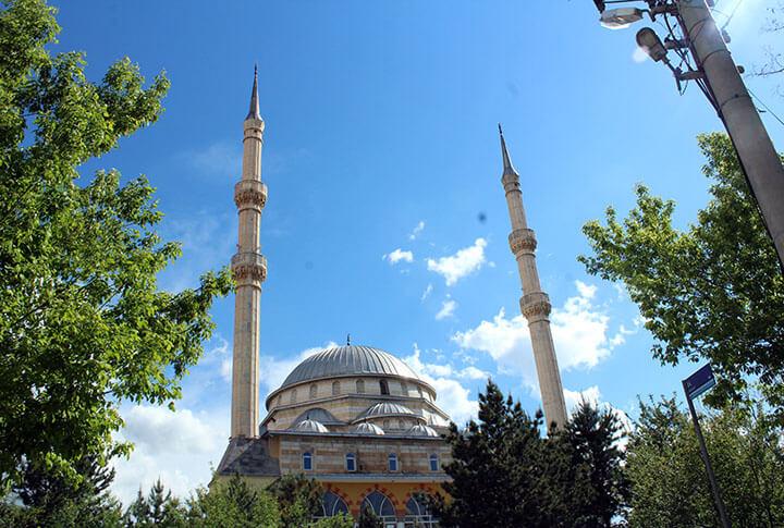 Erzurum'da Kaç Cami Var? Türkiye'de Kaçıncı Sırada?