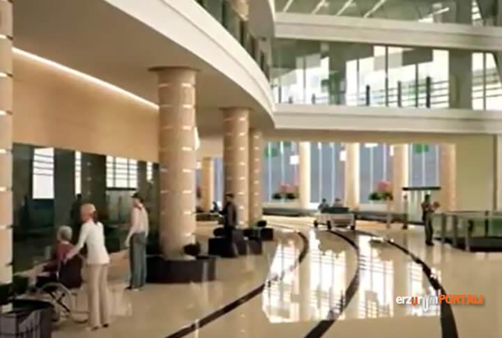 Erzurum Sehir Hastanesinde Hangi Bölümler Bulunuyor?
