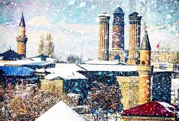 Erzurum Kar Rekoru