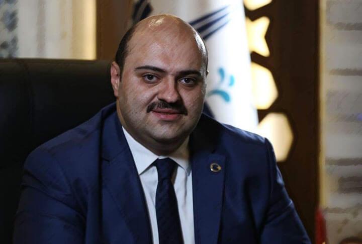 Aziziye Belediye Başkanı Muhammed Cevdet Orhan