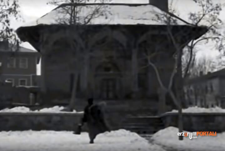 Erzurum'da Çekilen Sinema Filmi Buzlar Çözülmeden