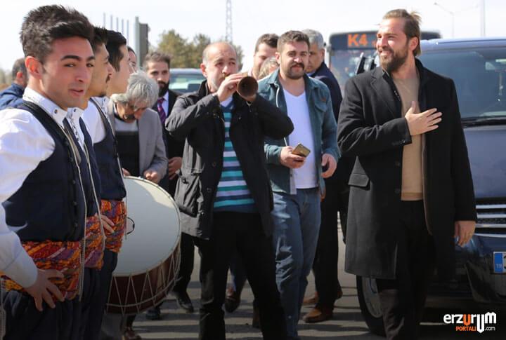 Erzurum Bar Ekibi ve Ünlüler