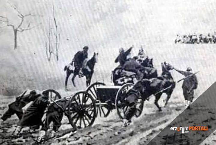 Sarıkamış'ta, Vatan İçin Mehmetçik Donarken Erzurum Ne Haldeydi?