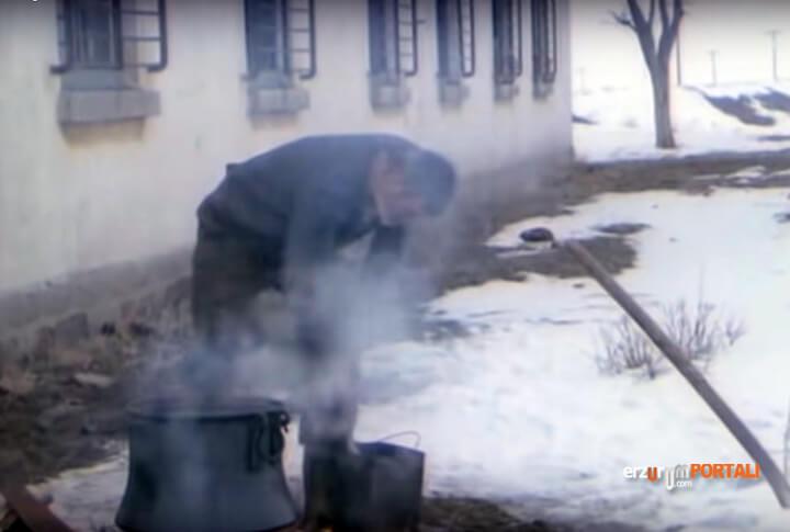 Erzurum'da Çekilen Sinema Filmleri Yolcu