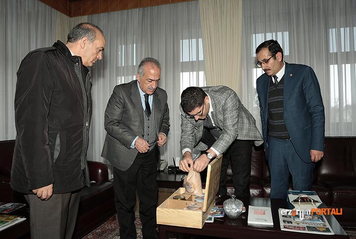 Erzurum Karaçoban Bombay Fasulyesi